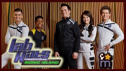 5 Things You Didn't Know about LAB RATS