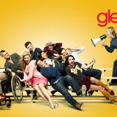 Glee (seasons 1-3)