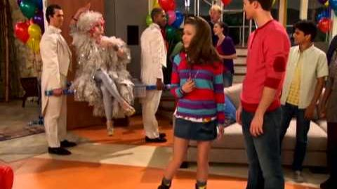 Clip - Bionic Birthday Fail - Lab Rats - Disney XD Official