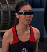 Taylor (Lab Rats- On The Edge)