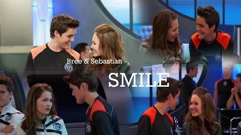 Bree & Sebastian - Smile (suggested by Edna Mendoza)