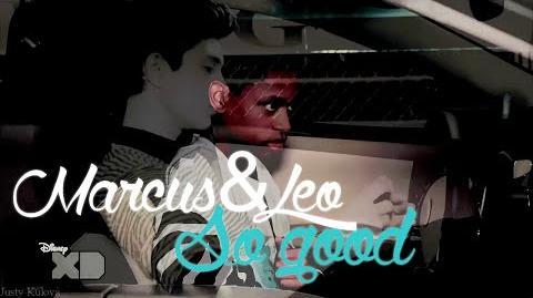 (AU) Marcus&Leo So good