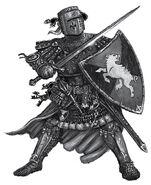 Caballero del Reino Pat Loboyko