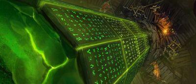 Pilar de los Mandamientos Total War Warhammer 2