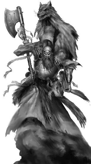 Sacerdote Guerrero de Ulric