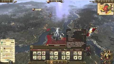 CuBaN VeRcEttI/La campaña de El Imperio de Total War: Warhammer en vídeo