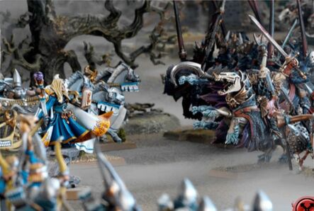 Mannfred contra elfos ritual