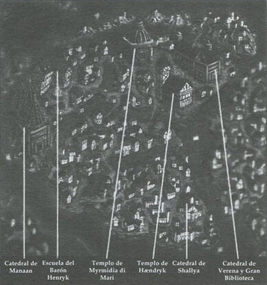 Mapa Tempelwijk