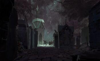 Vermintide Jardín de Morr