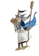 Adrian Smith Forgeworld Hechicero Batalla Imperio Orden Luz