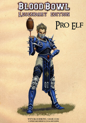 BB-Legendary Pro elf