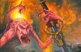 Rosa Horrors des Tzeentch, Sabertooth Games, 2001