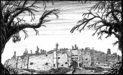 Ciudad Mousillon Bretonia por Tony Parker