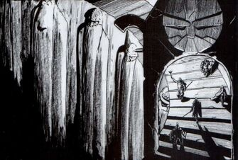 Subterraneo Karak Azgal por Tony Parker