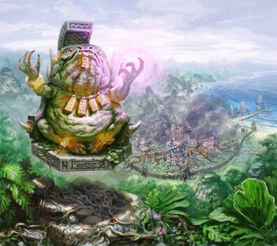 Desmoronar Ciudades por Rafal Hrynkiewicz Slann
