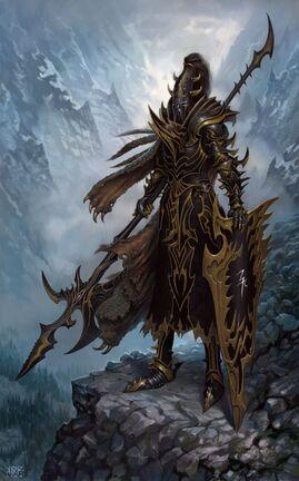 Guardia Negra Elfos Oscuros por Jonathan Kirtz.jpg