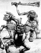 Trolls por Adrian Smith