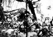 Ejército de tzeentch por Adrian Smith