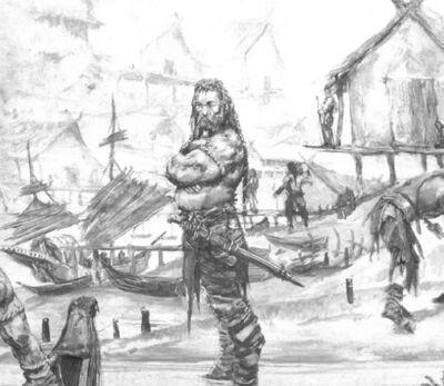 Skeggi Norses