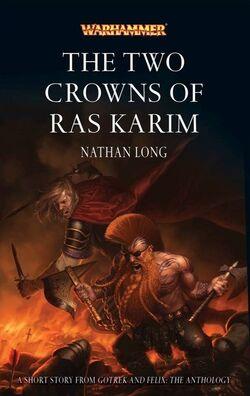 Two crowns of ras karim