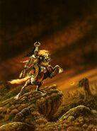 KnightPantherJohnBlanche