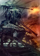 Warhammer monochrome concept art skaven adrian smith desktop 742x1024 hd-wallpaper-1154833