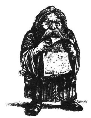 Maestro del saber Enano