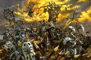 Adrian smith chaos warriors