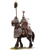 Adrian Smith Forgeworld Caballero de la Reiksguard Imperio