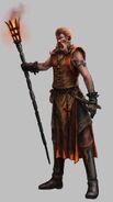 Hechicero Brillante 01 Warhammer Online por Michael Phillippi