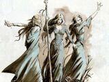 Las tres Hermanas de Ancelioux