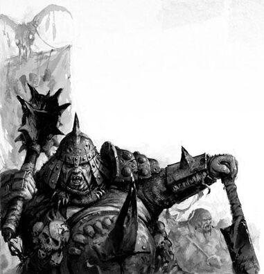 Déspota Ogro Imagen
