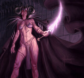 Hechicera Elfa Oscura sabw201