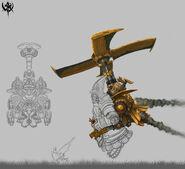 Ingeniero Enano en Montura 02 por Michael Phillippi