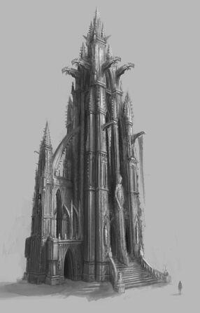 Torre de Sylvania Daarken