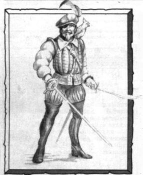 Capitán de Barco antiguo