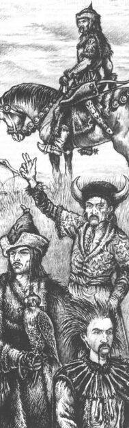 Dolgan Guerreros