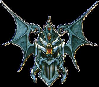 Símbolo Elfos Oscuros Wayne England