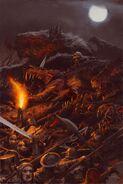 Mastines del Caos por Adrian Smith
