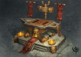 Altar Enanos por zhangji