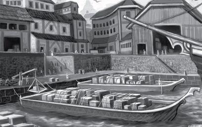 Muelles de Altdorf por Mc Hugh