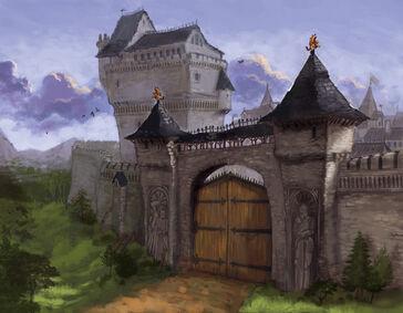 Castillo Imperial Dimitri Bielak