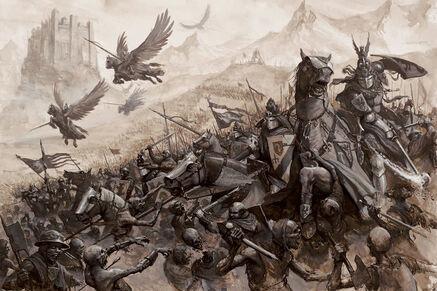 Ejército Bretonia No Muertos Karl Kopinski