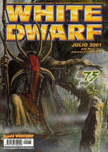 White Dwarf 75