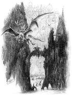 Estrecho de Lothern por John Blanche