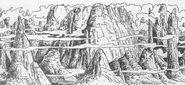 Formación rocosa Russ Nicholson