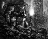 Grimgor Piel´ierro Karl Kopinski