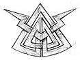 Karak Izor simbolo