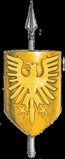 Símbolo de Myrmidia
