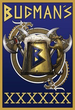 Cerveza Bugman XXXXXX